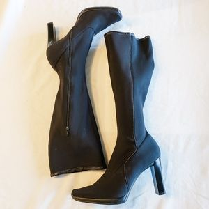 Never Worn Nine West Stretch Boots